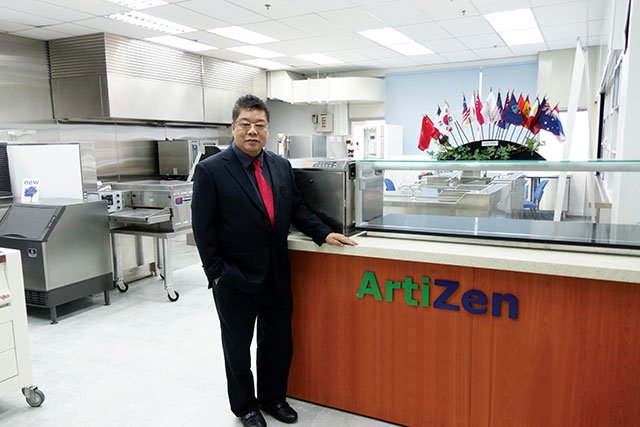 ArtiZen Pte Ltd - Kitchen Showroom
