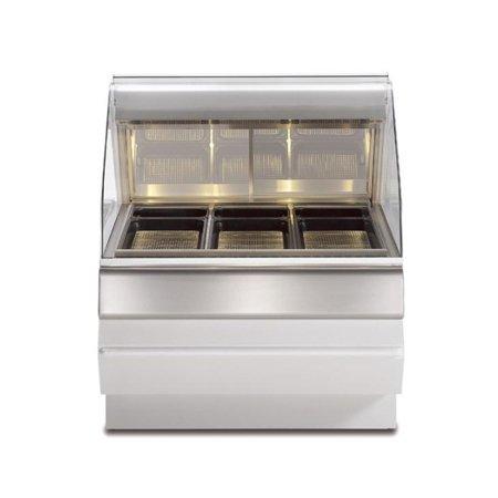 Artizen Pte Ltd - Hot food display-HMR-103