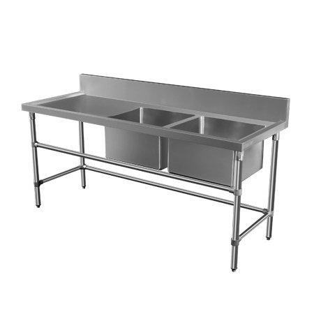 Artizen Pte Ltd - Stainless Steel Benches
