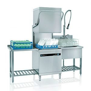 Pass Through Dishwashers