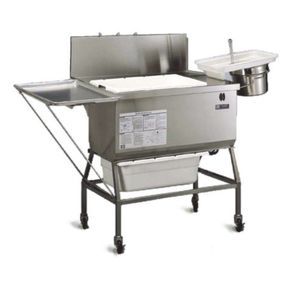 Commercial Breading System